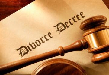 divorce decree traverse city